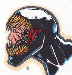 Venom Consume by spyder8108
