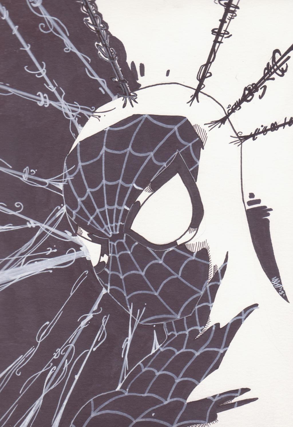Spider Sense by spyder8108