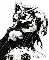 Batman by spyder8108