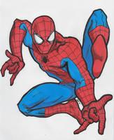 Spider-Man by spyder8108