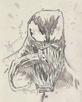 Venom *Rough Sketch*