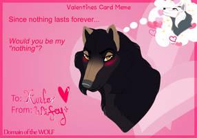 Valentine's Card [Edythe]