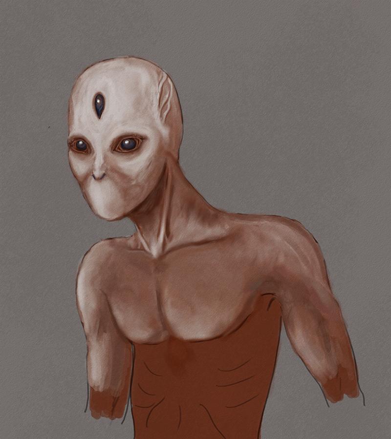 Alien by vssertse