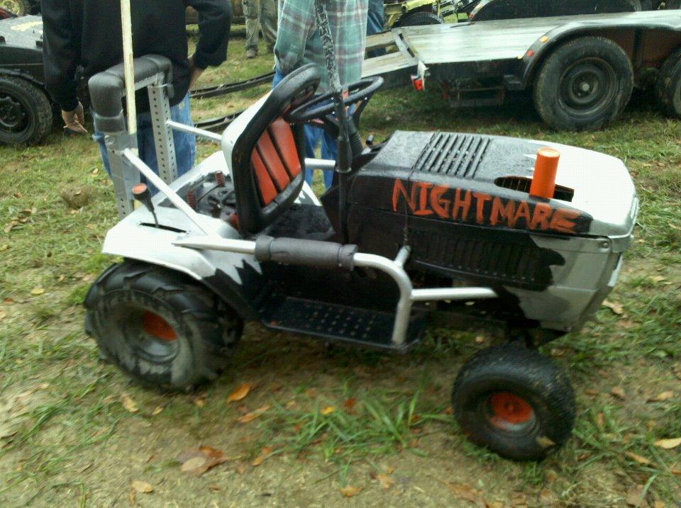 My Old Derby Mower By Ratrobot On Deviantart