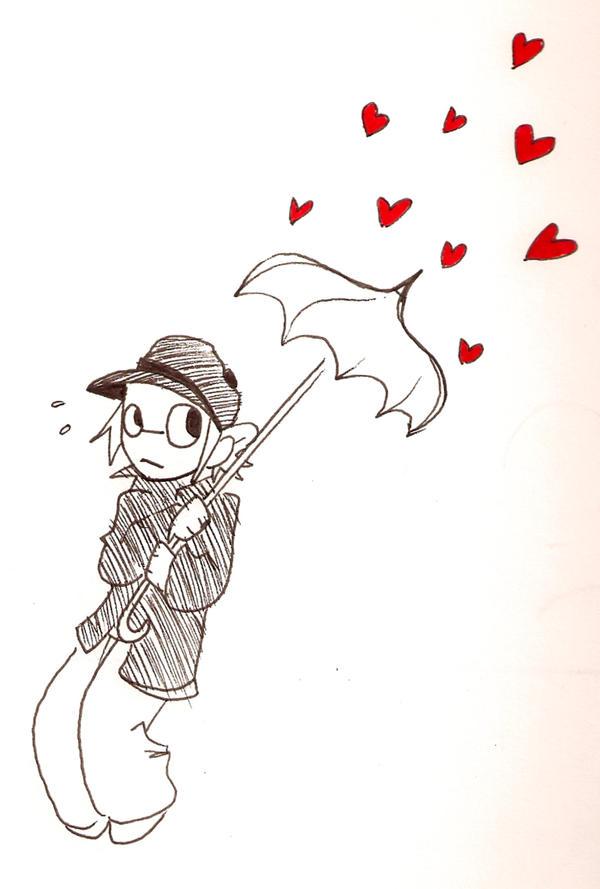Valentine's Rain by Apatha7