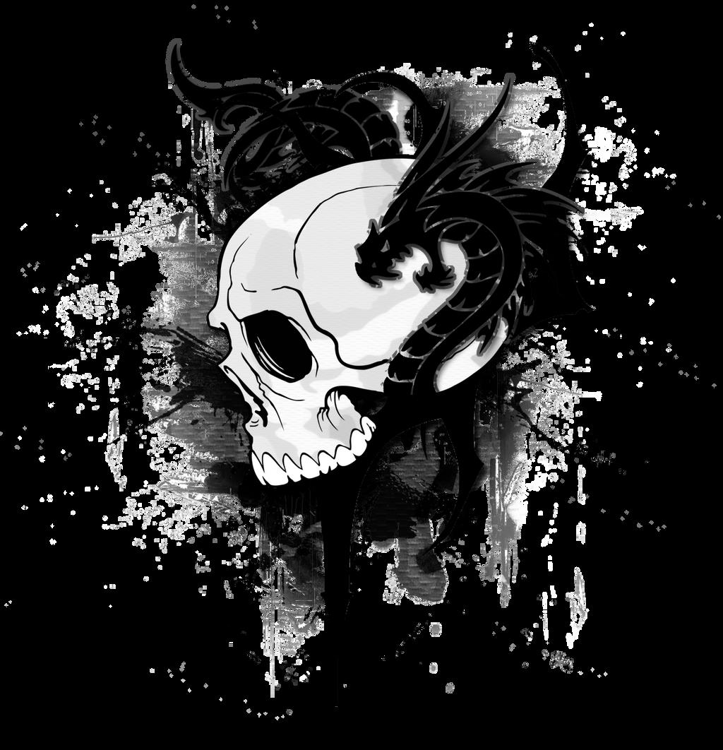 Skull Paint Net