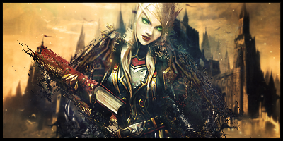 Blood Elf by Khirono