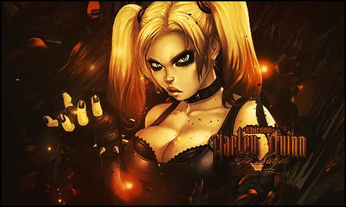 Harley Quinn by Khirono
