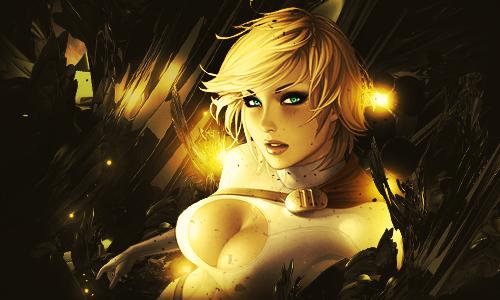 Powerwoman by Khirono