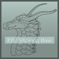 P2U Silkwing Base by DiamondScales