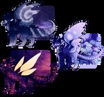 Violet Mania Adopts (CLOSED)