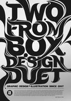 2FB design duet by N-Abakumov