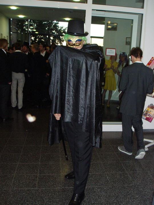 Phantom of the Gala by TakeruDavis
