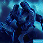 Transformers Animated Megatron by BygBPryme