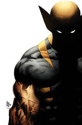 Wolverine: Origins 28 by MikeDeodatoJr
