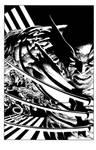 Wolverine Origins 07 Pencil