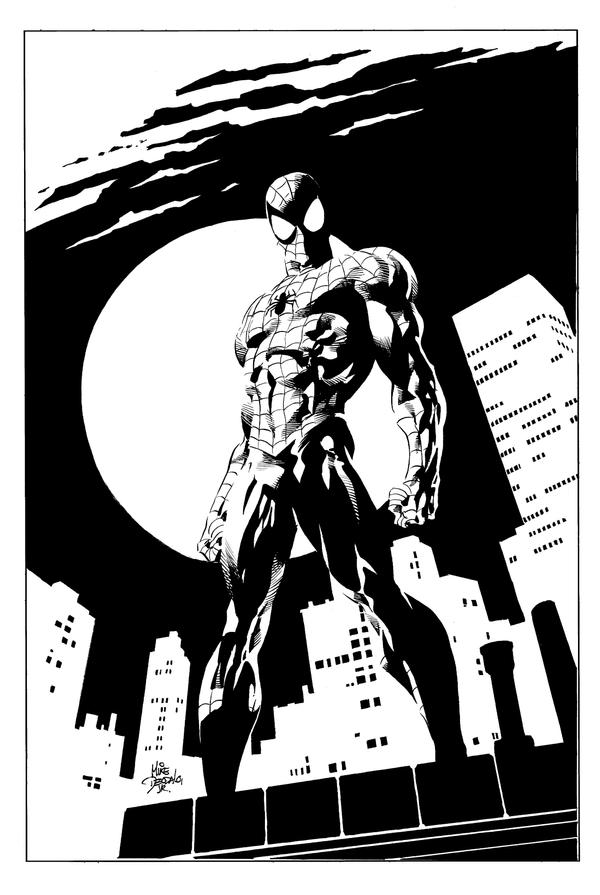 ASM 528 Pencil by MikeDeodatoJr