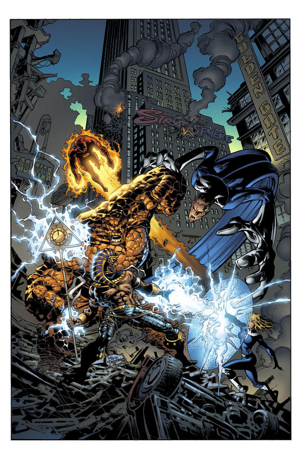 Marvel Knights: Four