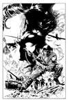 Nick Fury: Peacekeeper Inks