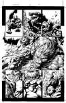 Wol.Origins 28: Page 13 Inks