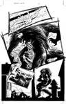 Wolverine Roar: Page 11 Pencil