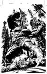 Wol.Origins 28: Page 17 Pencil
