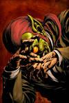 Dark Avenger 05 Cover