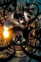 Dark Avengers 06 Cover by MikeDeodatoJr