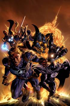 Secret Avengers 01: Step 03
