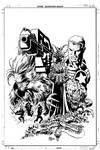 Secret Avengers 08: Cover Art