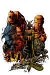 Secret Avengers 08: Colors