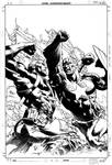 Secret Avengers 12: Cover Art