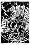 New Avengers 11: Cover Art