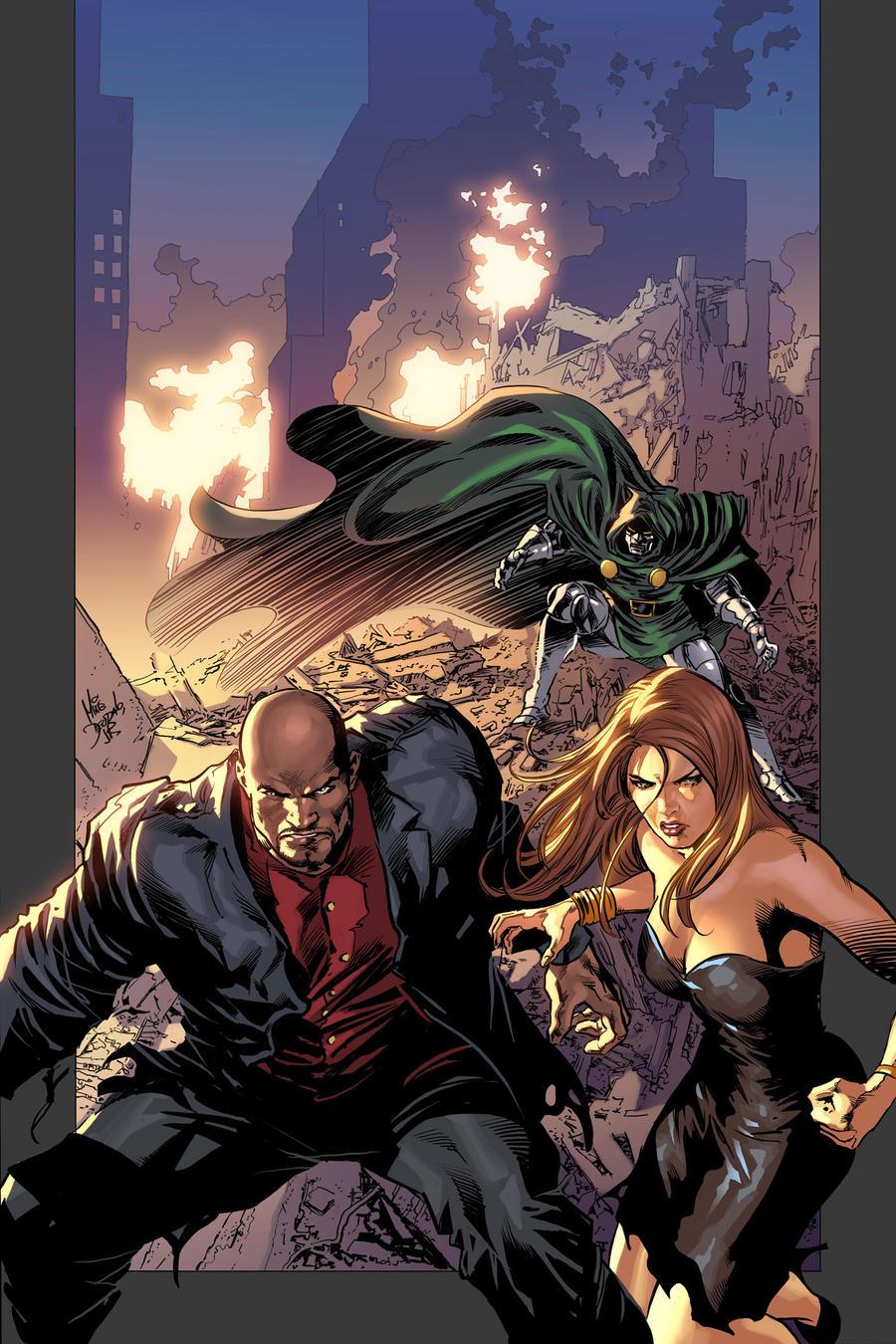 Cover New Avengers 08