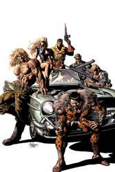 New Avengers 10 Cover