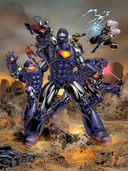 Hasbro: Sentinel Art Colors