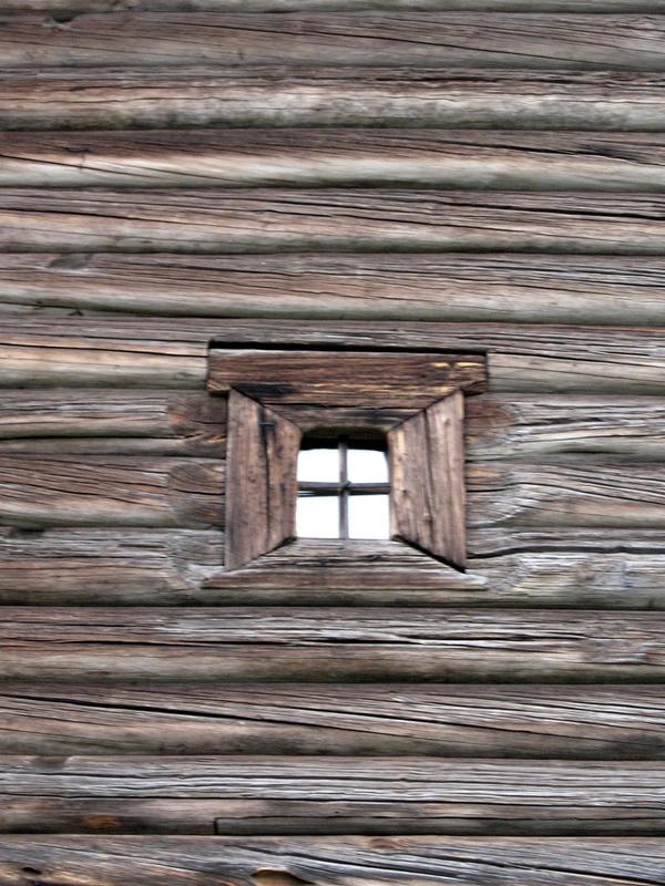 Malye Karely: The Window by escariel