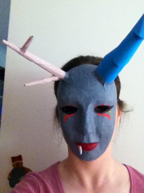 Eris Mask by Sauny