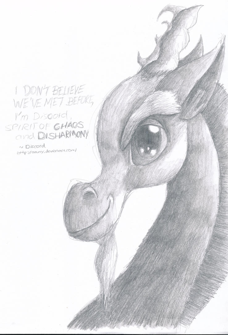 I don't believe we've met before by Sauny