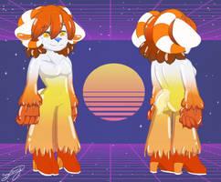 Lili Concept - Commission