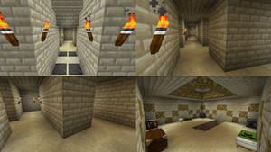Server 10 - Pyramid Interior