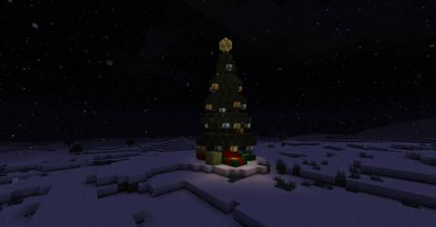 A Minecraft Christmas