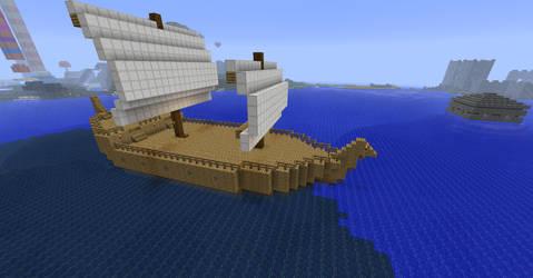 Server 17 - Ship