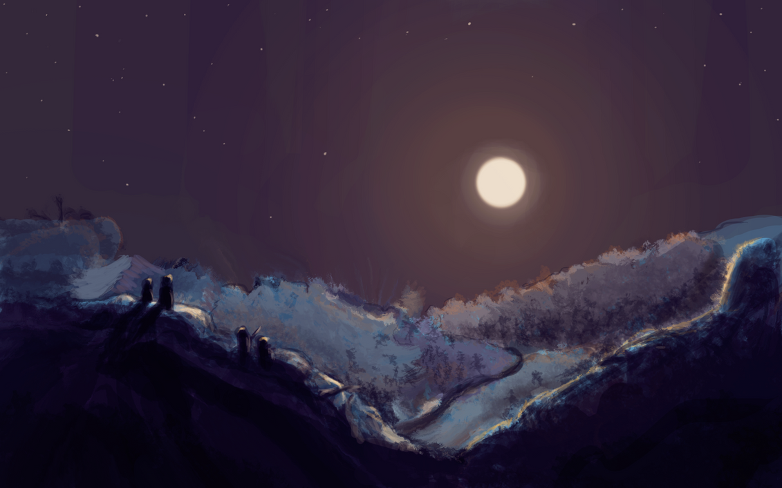 Landscape by ViciousZen