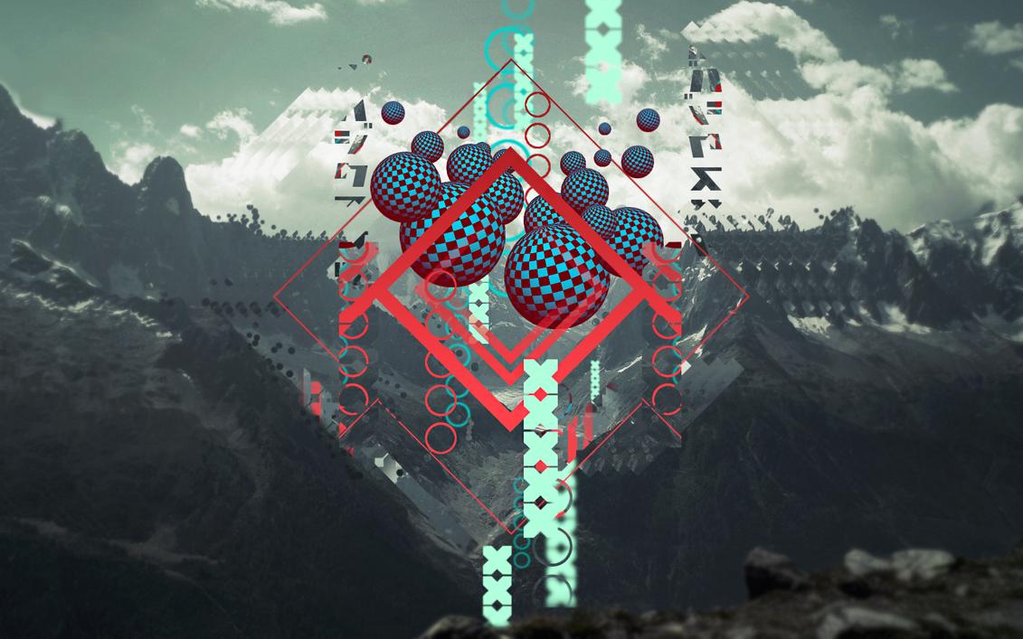 Melancholy Mountain by ViciousZen