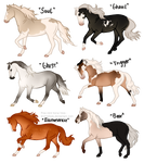 [6/6] Mustang Adopt Sheet