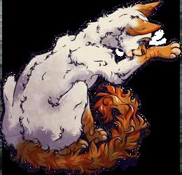 Swirly fur by Gyshka