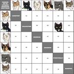[OPEN] Warrior Cat Crossover Design Adoptables