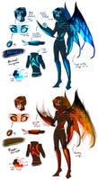 Steven Universe: Gem OC Labradorite