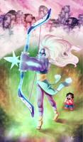 [for sale] Steven Universe: OPAL by serpyra